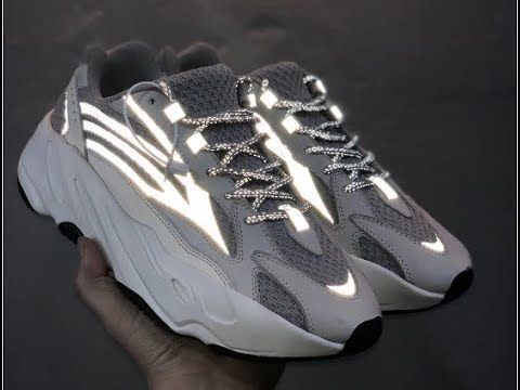 cómodo no usado Circunstancias imprevistas  Early look at Yeezy Boost 700 V2 'Static' from KicksVogue | Leather shoes  woman, Yeezy shoes, Sneakers