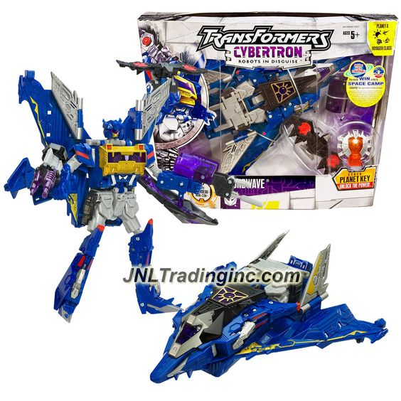 Soundwave with Laserbeak (Generation 1) - Transformers Toys - TFW2005