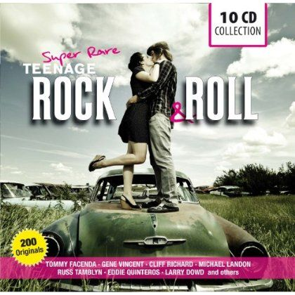 Super Rare Teenage Rock & Roll - Super Rare Teenage Rock & Roll