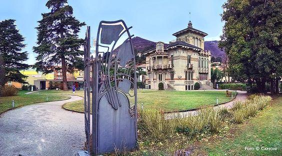 Villa Bernasconi, Cernobbio - Foto Capsoni
