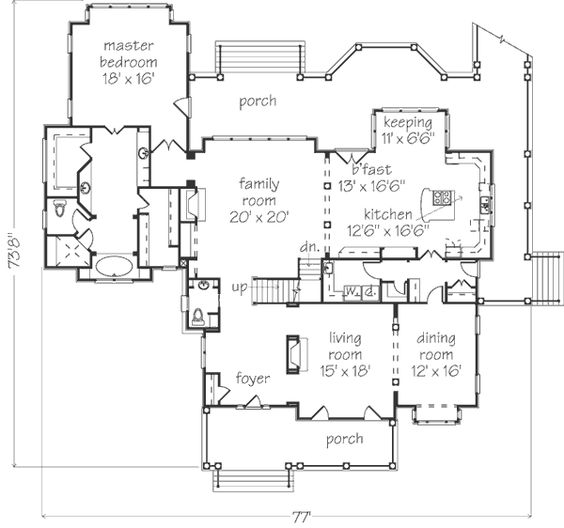 Floor Plans Are The Backbone To A Good Design And Serve As The Glamorous 15 X 20 Kitchen Design Inspiration