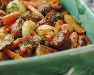 Légumes d'hiver rôtis au four : http://www.fourchette-et-bikini.fr/recettes/recettes-minceur/legumes-dhiver-rotis-au-four.html