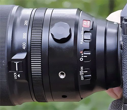Fujinon Xf 100 400mm F 4 5 5 6 R Lm Ois Wr Review The 100 Reviews Fuji