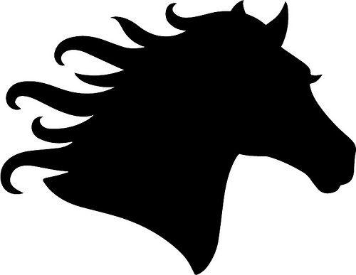 Horse Head Free Horses Horse Silhouette Horses