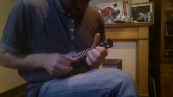 Nano ukulele, worlds smallest playable ukulele.......probably
