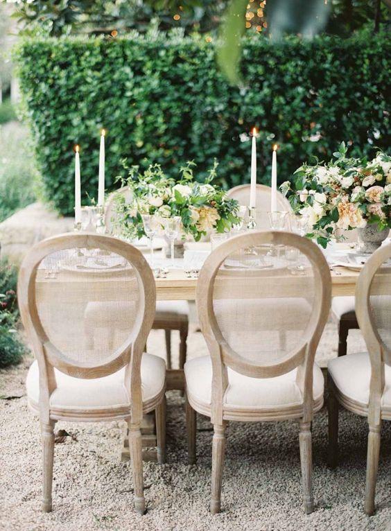 Rustically Elegant California Wedding - MODwedding