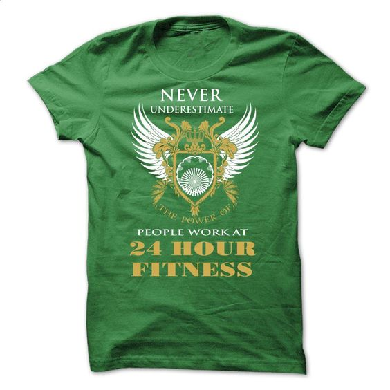 Nerver Underestimate The Power Of People Work At 24 Hou T Shirts, Hoodies, Sweatshirts - #design t shirt #funny graphic tees. SIMILAR ITEMS => https://www.sunfrog.com/No-Category/Nerver-Underestimate-The-Power-Of-People-Work-At-24-Hour-Fitness.html?id=60505