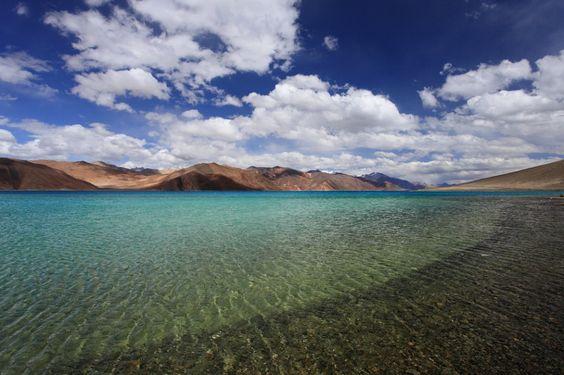 Tibet Ali - Bangong Tso (Bangong Lake)