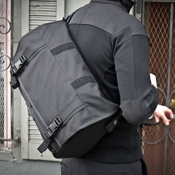 Rummy Roll Top Messenger Bag $169  (You can get colored buckles, too!)