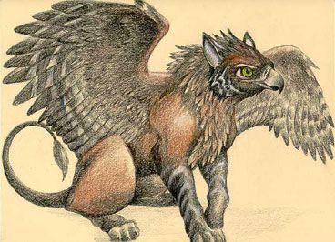 Mythical Air Creatures