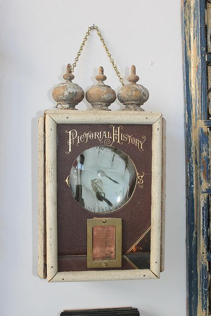 """Pictorial History"" by Matjames   c/o CartwheelArt,via Flickr"