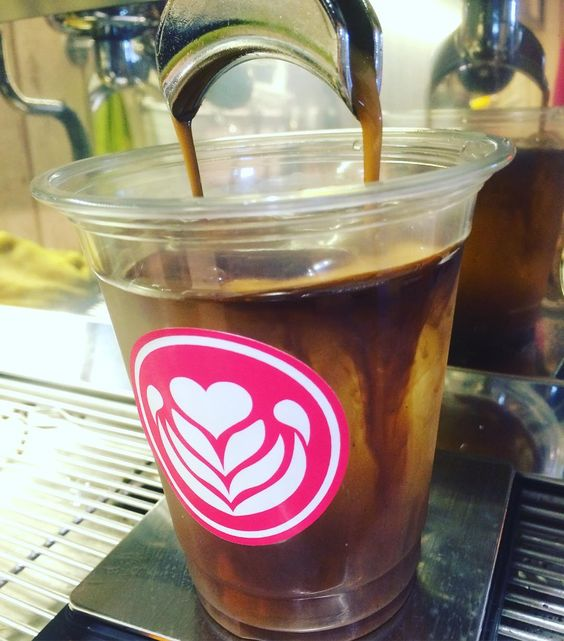 Ice long black perfect for those hot days when your boss asks you to sit in 2 meetings to prepare for another meeting that have absolutely nothing to do with your job role...TGIF! #baristarmy #coffee #takeawaycoffee #icelongblack #cafekl #damansarauptown by baristarmy