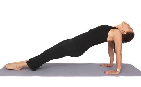 Yoga reverse table pose posts quora yoga ayurveda for Table yoga pose