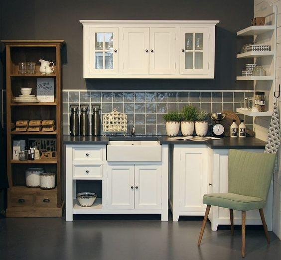 Landhausküche #interior #einrihctung #ideen #landhausstil ...