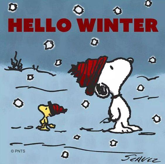 Winter - #winter