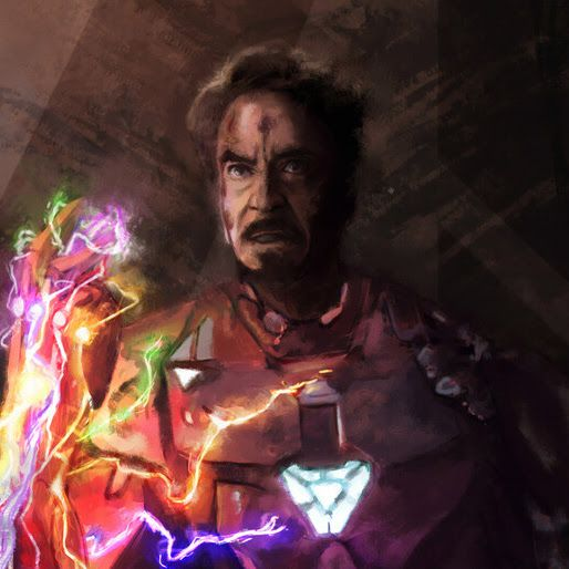 Ultra Hd Wallpaper Iron Man Infinity Stones Snap