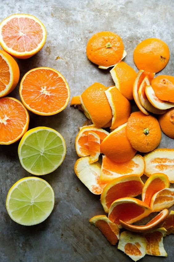 How To Make an All-Purpose Kitchen Cleaner Using Citrus Peels — Cleaning Lessons…