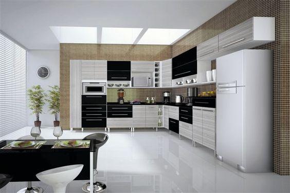 cozinhas casas bahia - Pesquisa Google