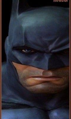 Fondo rostro batman 360 hc para celular