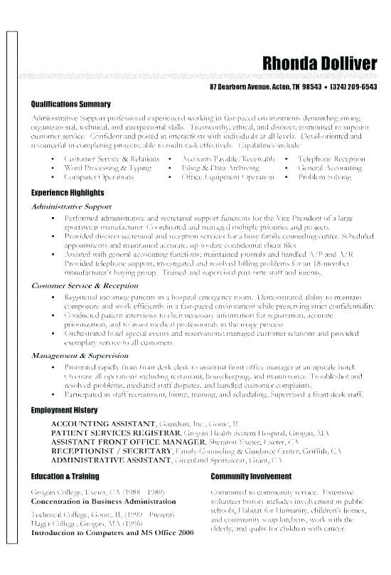 Pin On Professional Resume Template