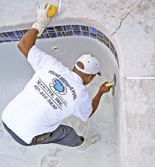 Pool Remodeling In Lakeland Remodeling Pool Top Rated Pool Renovation Pool Renovation Pool Remodel Swimming Pool Repair