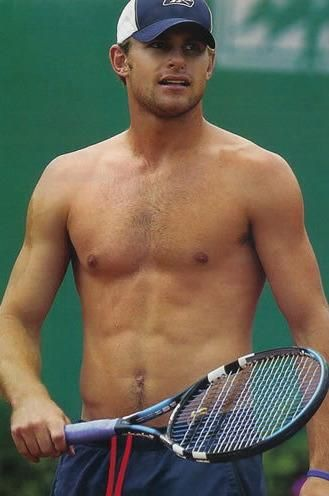 Andy Roddick I can't help but to love you.