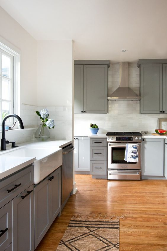 Best Chelsea Gray Cabinets And Chelsea On Pinterest 400 x 300