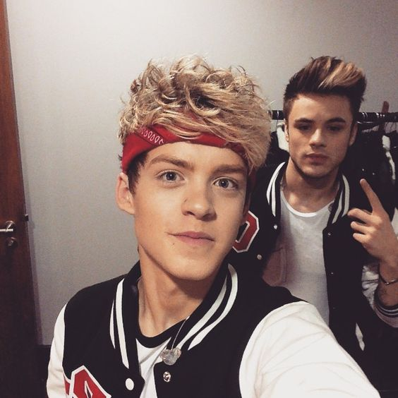 Reece and Casey