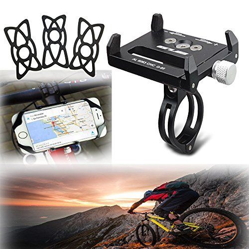 Bicycle Cycle Bike Mount Handlebar Phone Holder Cradle For SAMSUNG GALAXY S7