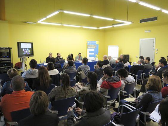 2º Foro de Autoempleo #SerEmprendedor celebrado en @Fycma del 27 al 28 de noviembre de 2013 | #Malaga #Emprender #Emprendedores