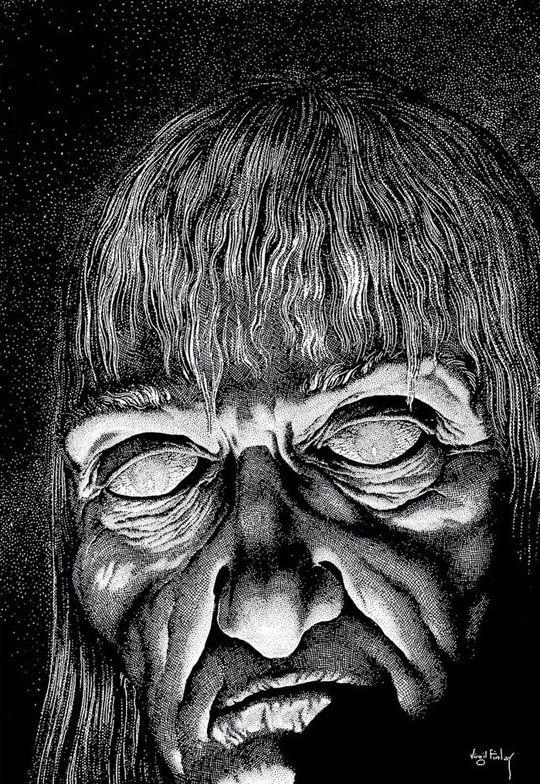 Virgil Finlay: Art Work, Illustrations Art, Finlay Illustrations, Finlay S Pen, Finlay Art, Illustration Art, Absolute Darkness, Drawings Illustration, Pen Drawings
