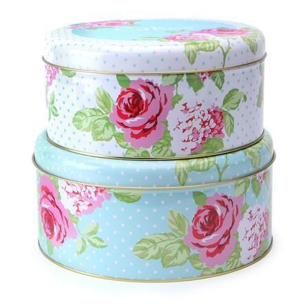 Cake Storage Tins Dunelm