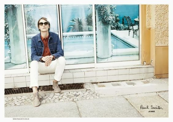 The Essentialist - Fashion Advertising Updated Daily: Paul Smith Jeans Ad Campaign Spring/Summer 2014