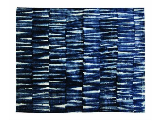 Tapis Art Blue Roche Bobois