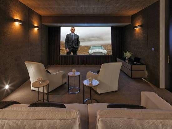 20 Creative Home Theater Design Ideas For Your Home