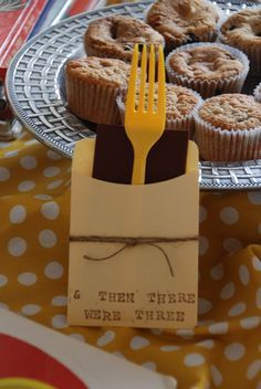 library card utensil holder - Google Search