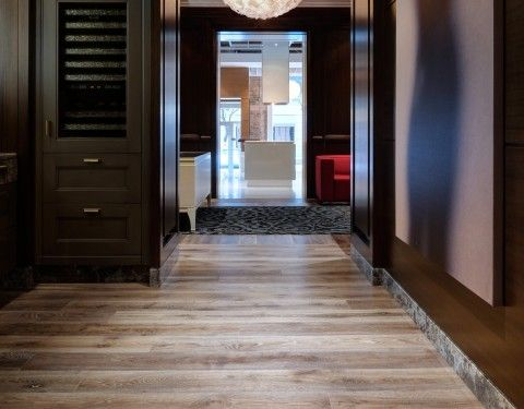 nuHaus River North Showroom by APEX Wood Floors - NuHaus River North Showroom By APEX Wood Floors NuHaus River