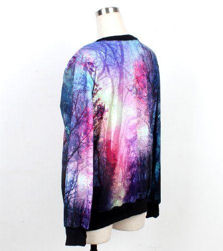 Pink Queen Galaxy Print Sweatshirt Sweaters Roll Neck Pullovers (Small, Multi) Pink Queen http://www.amazon.com/dp/B00JEYG8Y0/ref=cm_sw_r_pi_dp_Xjpzub1ZK0BW6
