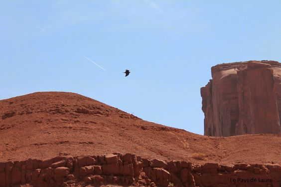 Le Pays de Laure: Monument Valley