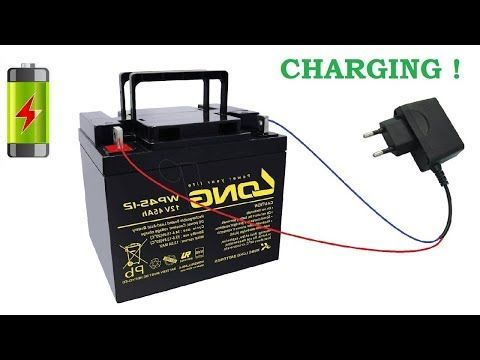Charging A Li Ion 18650 Battery Without A Battery Management System Bms 18650 Battery Battery Emergency Power