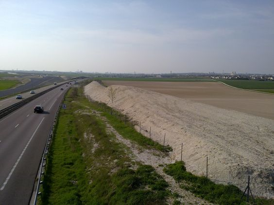 Taissy France  city pictures gallery : Autoroute A4, Reims Taissy, France | My trip to Cornwall ...