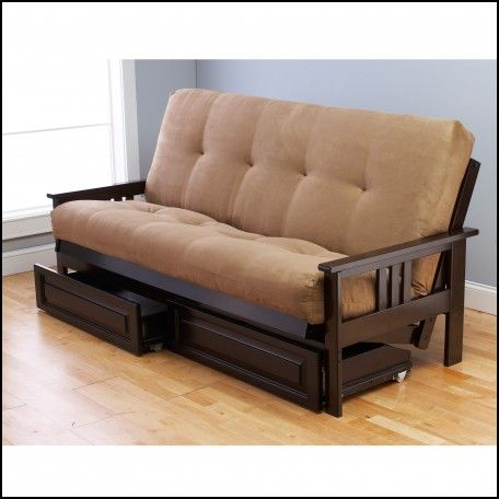 Futon Mattress Queen Size Ideas Pinterest And