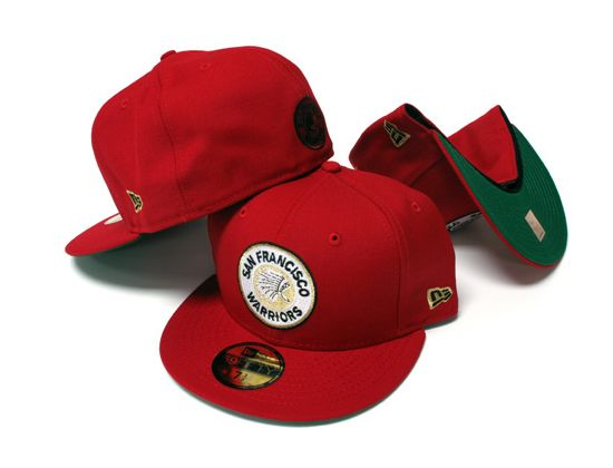 True SF - San Francisco Warriors New Era 59Fifty Fitted