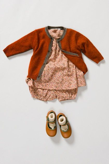 Cutest baby clothes I've ever seen. From Caramel baby & child.: