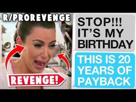 R Prorevenge 20 Years Of Torment For A Perfect Revenge Youtube Revenge 20 Years Its My Birthday R/prorevenge has my favorite reddit story of all time. pinterest