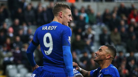 Sports Fixal: Leicester's Jamie Vardy in dreamland after matchin...