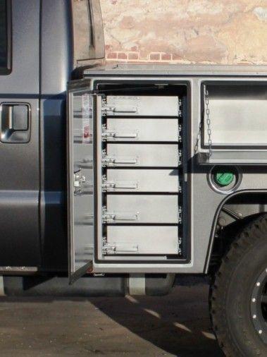 Custom Built Truck Bodies : Douglass Truck Bodies