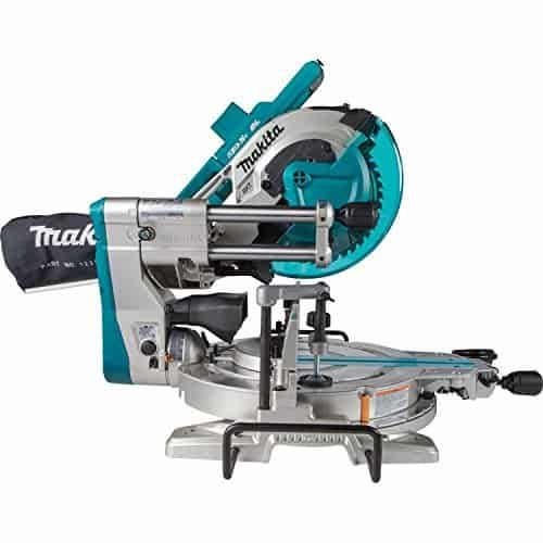 Makita Xsl04zu 10 Brushless Cordless Dual Bevel Sliding Compound Miter Saw With Aws Laser Best Price Price Comparison Review Luxuify Sliding Compound Miter Saw Table Saw Compound Mitre Saw