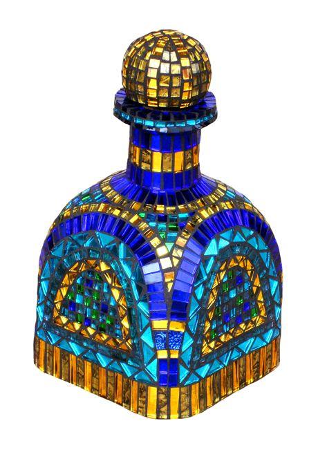 Patron bottles bottle and tequila bottles on pinterest for Liquor bottle art