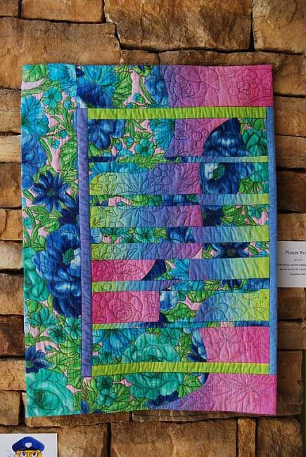 Art Quilt Brenda J Writes This Is A Pattern By Ricky Tim